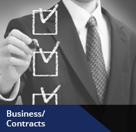 business contracts_bw